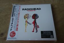 Radiohead - THE BEST OF - 2 CD JAPAN Limited Edition -TOCP-70521-22 SEALED COPY