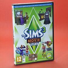 THE SIMS 3 MOVIE STUFF PC e MAC espansione italiano