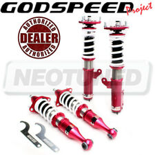 Godspeed MSS0320 MonoSS Coilovers w/ Camber Plate For Mitsubishi Lancer 2008-17
