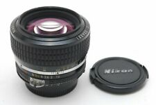 Nikon Ai-S Nikkor 50mm f/1.2, Prime Lens, Near Mint Condition, From JAPAN,TK1087