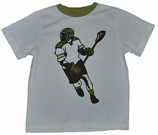 Boys Gymboree Lacross T-Shirt Age 5 NEW Shop Soiled
