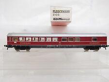 Märklin h0 346//2 el vagón restaurante dsg schürzenwagen 50er años de chapa