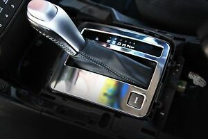CHROME STAINLESS AUTO GEAR CONSOLE PANEL PLATE - HOLDEN VY/VZ COMMODORE/CALAIS
