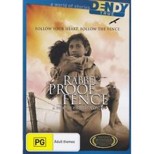 RABBIT PROOF FENCE (2001) - BRAND NEW & SEALED R4 DVD (A FILM BY PHILLIP NOYCE)