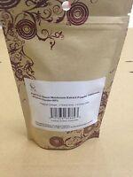 Agaricus Mushroom Blazei murrill (ABPS) Extract Powder 100Grams, ≥ 50% polyose
