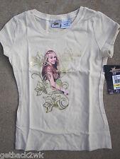NEW* HANNAH MONTANA S/S Top Shirt T-Shirt Girls CUTE M 8 10