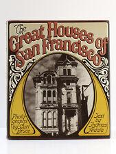The Great Houses of San Francisco, AIDALA. Photos: BRUCE. Alfred A. Knopf, 1974.