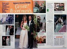 Mag 1997: BROOKE SHIELDS_CORINNE TOUZET_CHARLOTTE GAINSBOURG_ANGIE EVERHART
