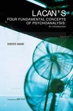 Lacan's Four Fundamental Concepts of Psychoanalysis (Paperback or Softback)