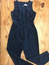 Madewell Norwood Jumpsuit  Black Sz 0
