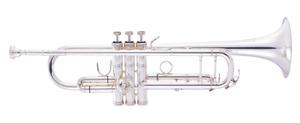 John Packer- Smith/Watkins JP251 -advanced Student Trumpet   Silver Plated-