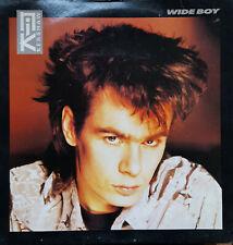 """Nik Kershaw – Wide Boy 12"""" Vinyl"""