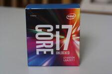 Intel Core i7-6850k, 3,6GHZ, LGA 2011-3, X99, 6-Core
