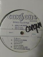Dance All Style-Coxsone Various Vinyl LP