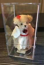 Muffy Vanderbear Mohair Miniature Valentine 1 I North American Bear Co 317/1500