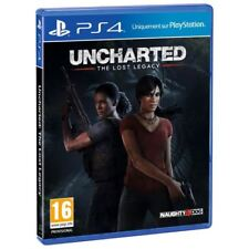 Ps4 - Uncharted the Lost Legacy (version Française)