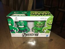 Marvel Comics Avengers Hulk & Abomination Mini Muggs Figures NEW (1)$