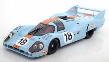 1:18 CMR Porsche 917 LH #18, 24h Le Mans Rodriguez/Oliver 1971 Gulf
