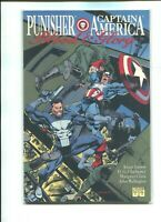 PUNISHER CAPTAIN AMERICA BLOOD AND GLORY #1-3 NEAR MINT COMPLETE SET 1992