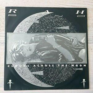 "Rah Band - Clouds Across The Moon - 12"" Vinyl Single - RCA Records PT 40026"