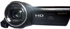 PJ620 Handycam mit integr. Projektor, schwarz (30x opt.u. 60x Clear-Image-Zoom)