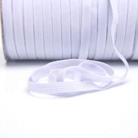 60 Yards 3/5mm Elastisch Band Gummiband Kleidung Reparieren Ersetzen Nähzubehör