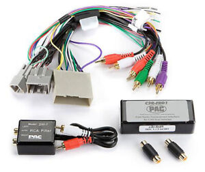 Pac C2R-FRD1 Aftermarket Radio Replacement Interface For Ford Mercury Vehicles