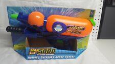 Vintage Super Soaker Max-D 5000 (Hasbro, 2001) New Old Stock