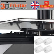 More details for 4 x hot bed level silicone spring creality ender 2/3/5 cr-10s pro v2  3d printer