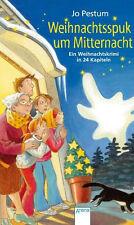 Weihnachtsspuk um Mitternacht Weihnachtskrimi Ab 10 Jahren +BONUS