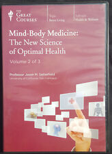 The Great Courses - Mind Body Medicine:The New Science Of Optimal Health Vol 2-3