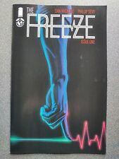 FREEZE #1a (2018 IMAGE Comics) ~ VF/NM Book