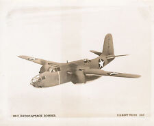 WWII  BD-2 Havoc Attack Bomber airplane, aircraft 4x5 Photo