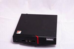 Lenovo ThinkCentre M715q  AMD 8GB 256GB M.2 SSD Win 10 Pro