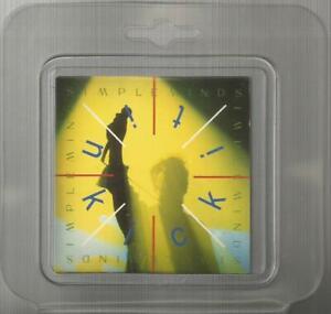 Simple Minds - Kick It In 1989 Virgin 3 inch CD single