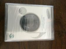 Samsung Yp-S2 Zb Pebble 1Gb Black Mp3 Player 250 Songs Brand New Unused