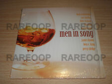 Men In Song Ray Charles Little Richard Percy Sledge (CD) MADE IN ARGENTINA