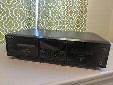 Sony Tc-We475 Cassette Deck