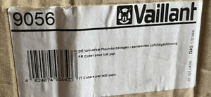 Vaillant Flat Roof Penetration Collar, 9056 - Brand New silver