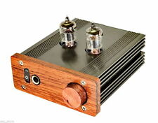 Single-ended Class A Tube Headphone Amplifier 6J1 Tube Preamplifier