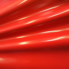 """SHINY GLOSSY PVC VINYL FABRIC FOR GOTH FETISH ATTIRE CATSUIT 54"""" BY THE YARD"""