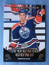 2010-11 UPPER DECK YOUNG GUNS ROOKIE CARD #220 JORDAN EBERLE