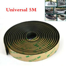 5 Meters Car Auto Front Rear Windshield Sunroof Triangular Window Sealing Strips