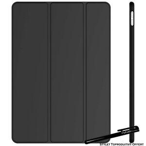 Coque Smart Noir pour Apple iPad Pro 12.9 2015/2017 Etui Folio Ultra fin