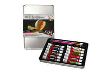 Artists Oil Painting Art Set In Tin - By Royal and Langnickel