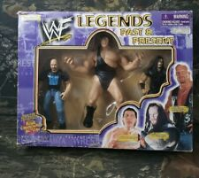 1998 Jakks Pacific WWF Legends Past and Present Action Figures DM