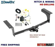 "FITS 2014-2017 MAZDA 6,  SEDAN CLASS 1 TRAILER HITCH & WIRING  1 1/4"" TOW  24908"