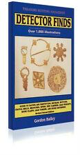 BOOK METAL  DETECTORS FINDS (1) TREASURELANDDETECTORS EST/ 2003