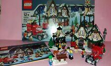 LEGO COLLEZIONISTI 10222 WINTER VILLAGE UFFICIO POSTALE