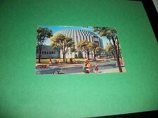 VINTAGE FORD ROTUNDA, DEARBORN, MI POST CARD 1950'S